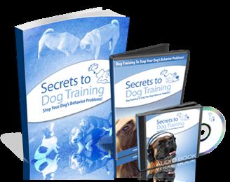 Secrets to Dog Training ebook