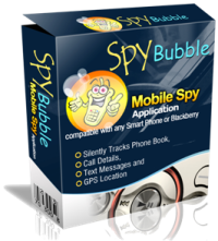 SpyBubble cell phone spy software
