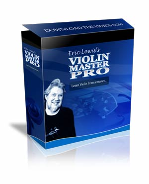 Violin Master Pro lessons with Eric Lewis