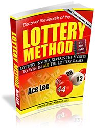 Lottery Method winning numbers system