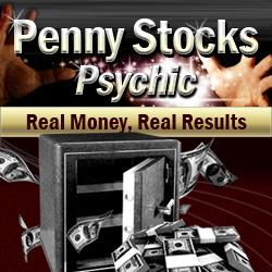 Penny Stocks Psychic by Steve Parker