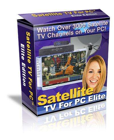 Satellite TV for PC cable and movies