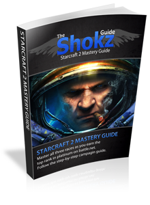 Shokz Guide Starcraft 2 strategies