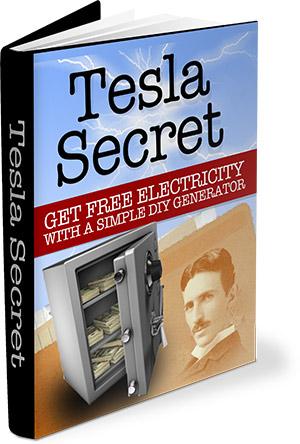 Tesla Secret for free electricity