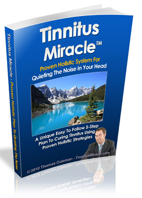 Tinnitus Miracle ear ringing treatment