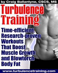 Turbulence Training workouts